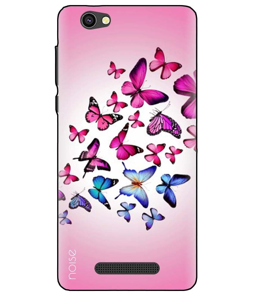 quality design daa6b 1279e Xolo Era 4G / X Printed Back Covers by Noise - Multicolor