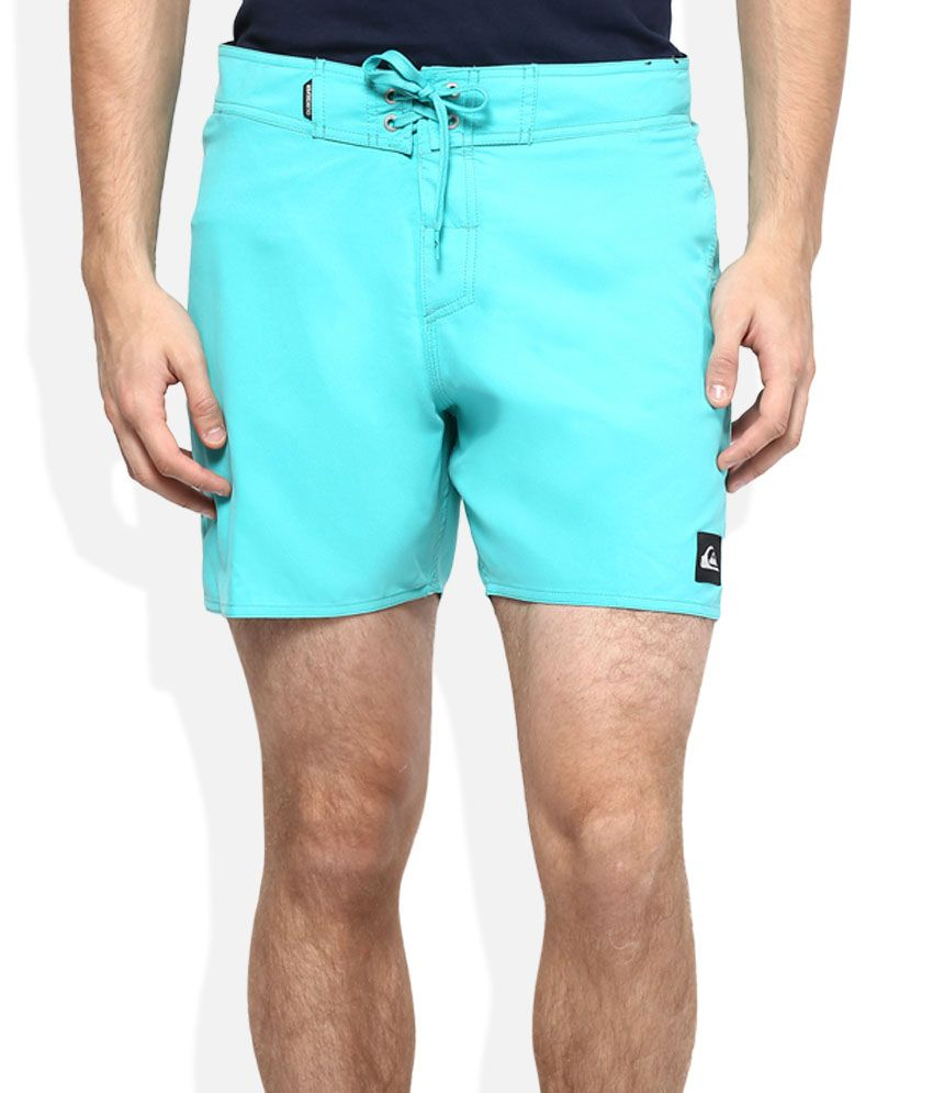 Quiksilver Turquoise Shorts