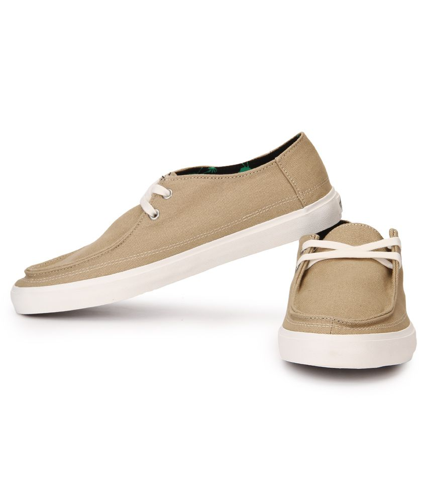 186969f239 Vans Rata Vulc Sf Khaki Canvas Casual Shoes - Buy Vans Rata Vulc Sf ...