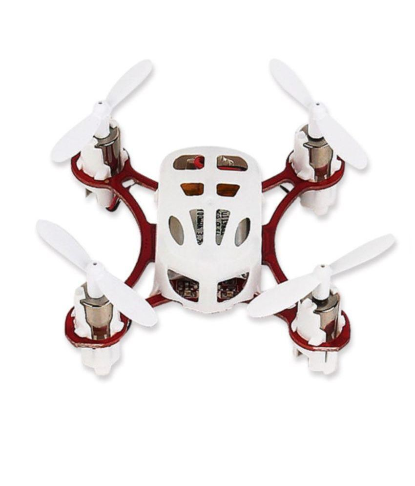 AZI White Guardian RC Mini Helicopter