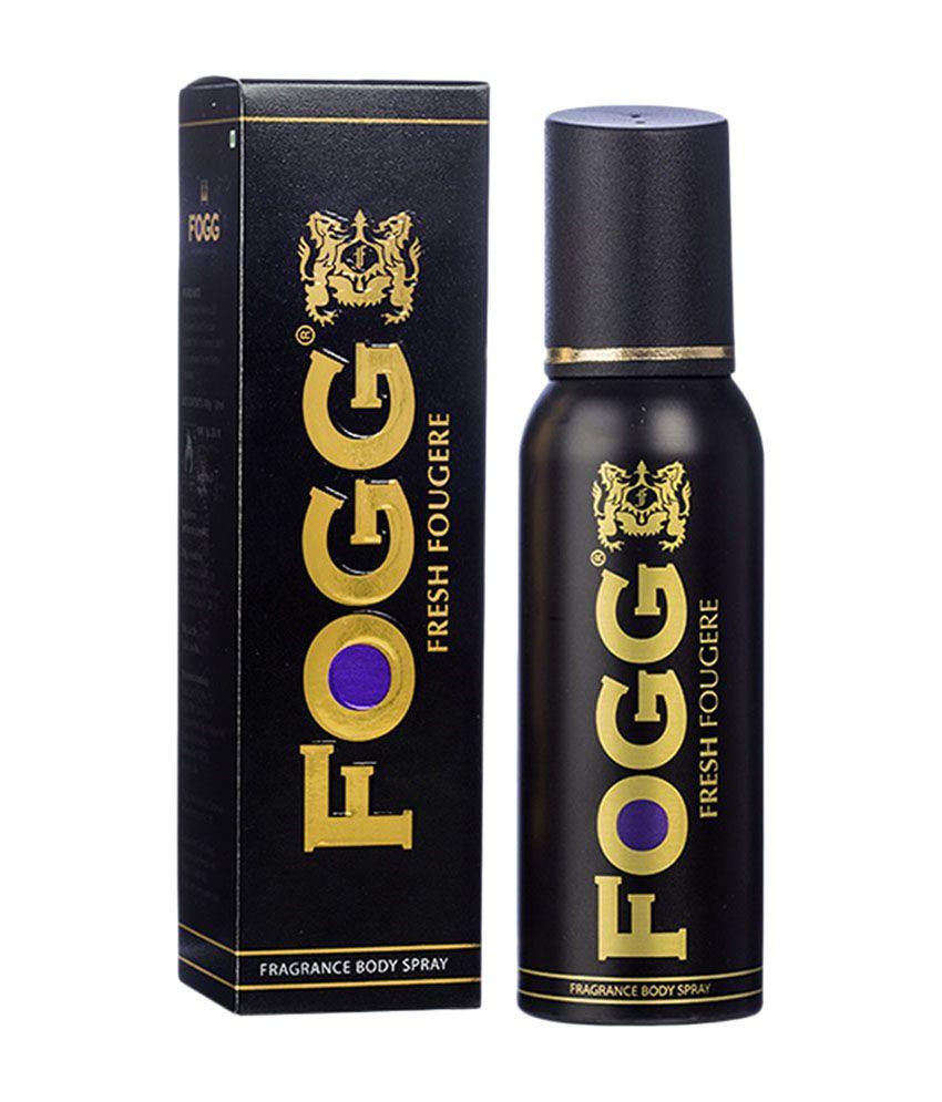Fogg Fresh Fougere Black Series Deodorant for Men - 120 ml