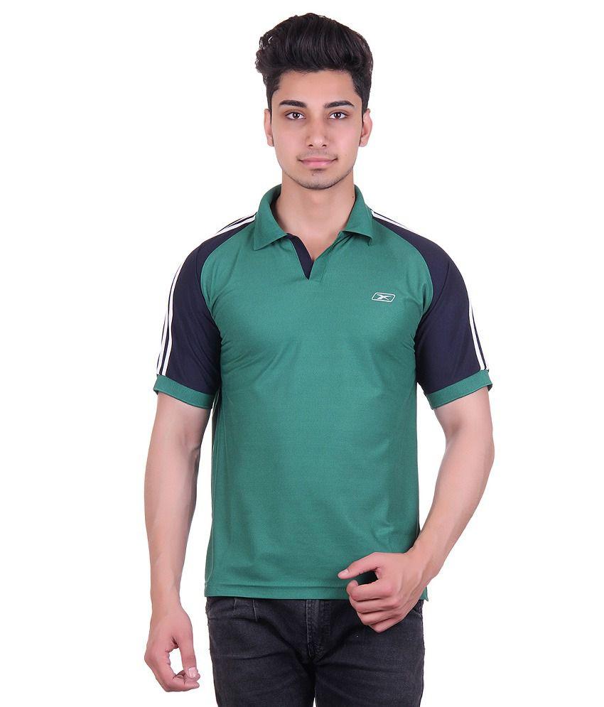 EX10 Green Polos