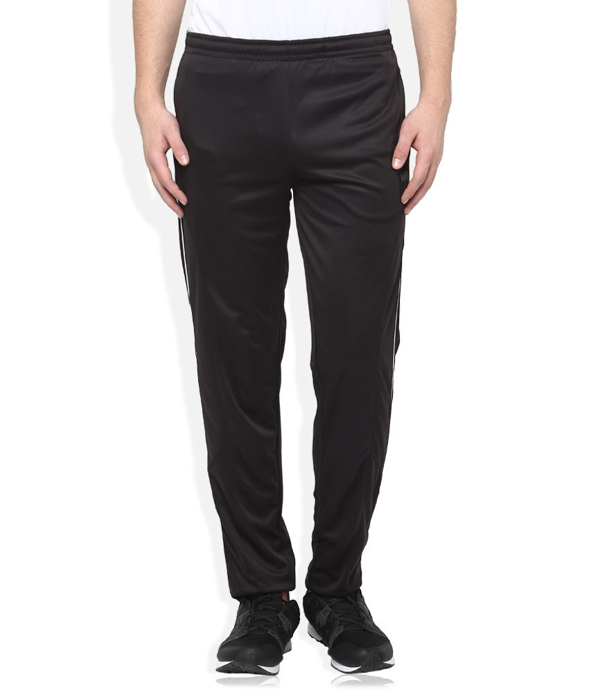 Lawman Pg3 Black Trackpants