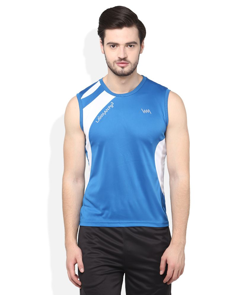 803ec9ef3dd Lawman Pg3 Blue T-Shirts - Buy Lawman Pg3 Blue T-Shirts Online at Low Price  - Snapdeal.com