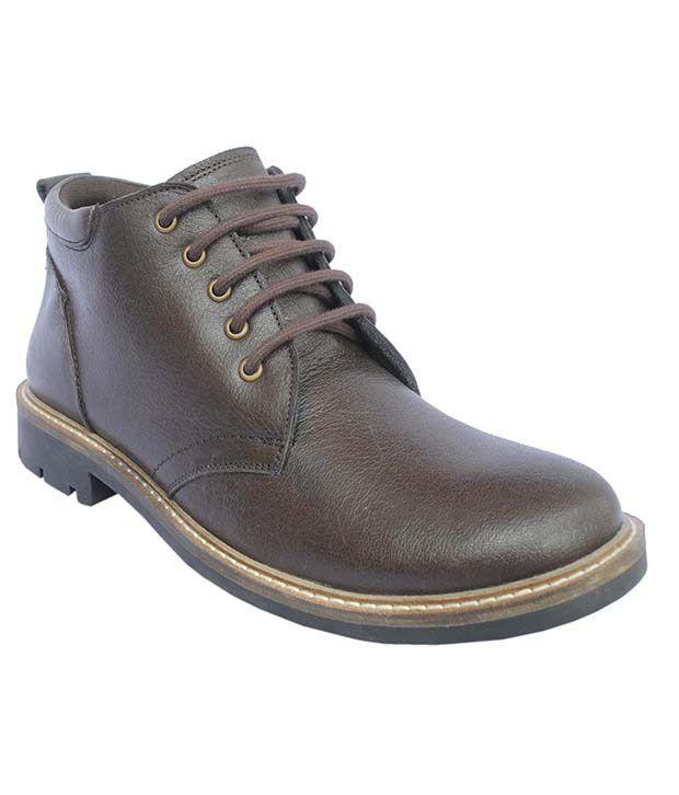 Unique Brown Boots