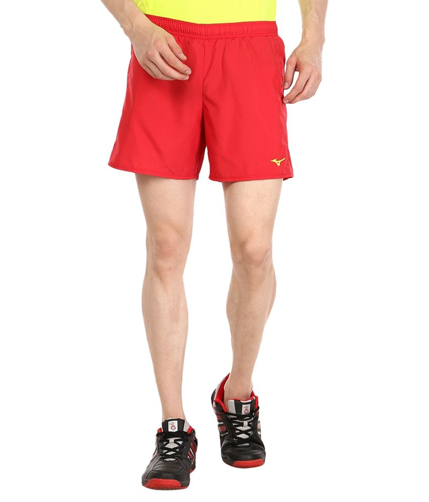 Mizuno Core Square 5.5 Running Shorts