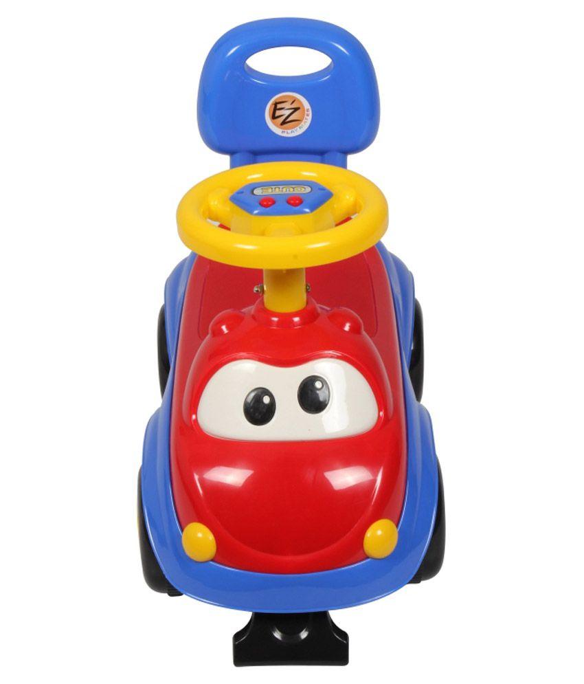 EZu0027 PLAYMATES CUTE CAR KIDS RIDE ON