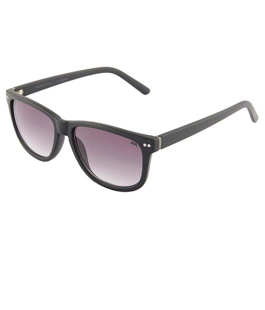 Farenheit Gray Wayfarer Sunglasses
