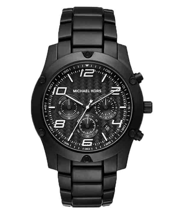 013f0d88e96e Michael Kors MK8473 Caine Watch for Men - Buy Michael Kors MK8473 Caine  Watch for Men Online at Best Prices in India on Snapdeal