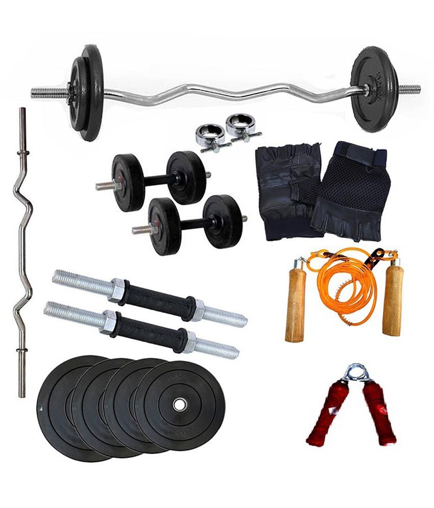 Wolphy 40kg Home Gym Set Wolphy