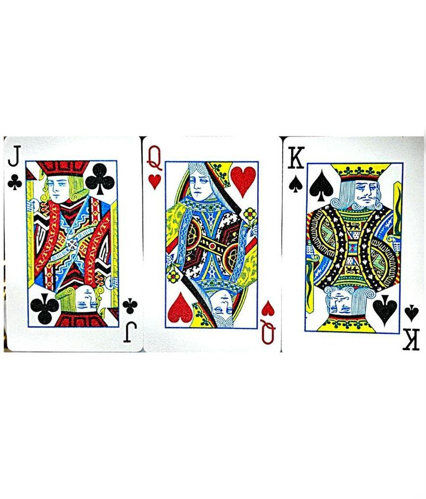 SB Wifi Plastic Playing Card