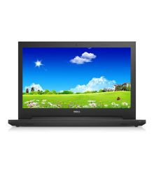 Dell Inspiron 3542 Notebook (Y561520UIN9) (Intel Celeron- 4GB RAM- 500GB HDD- 39.62 Cm(15.6)- Ubuntu) (Black)