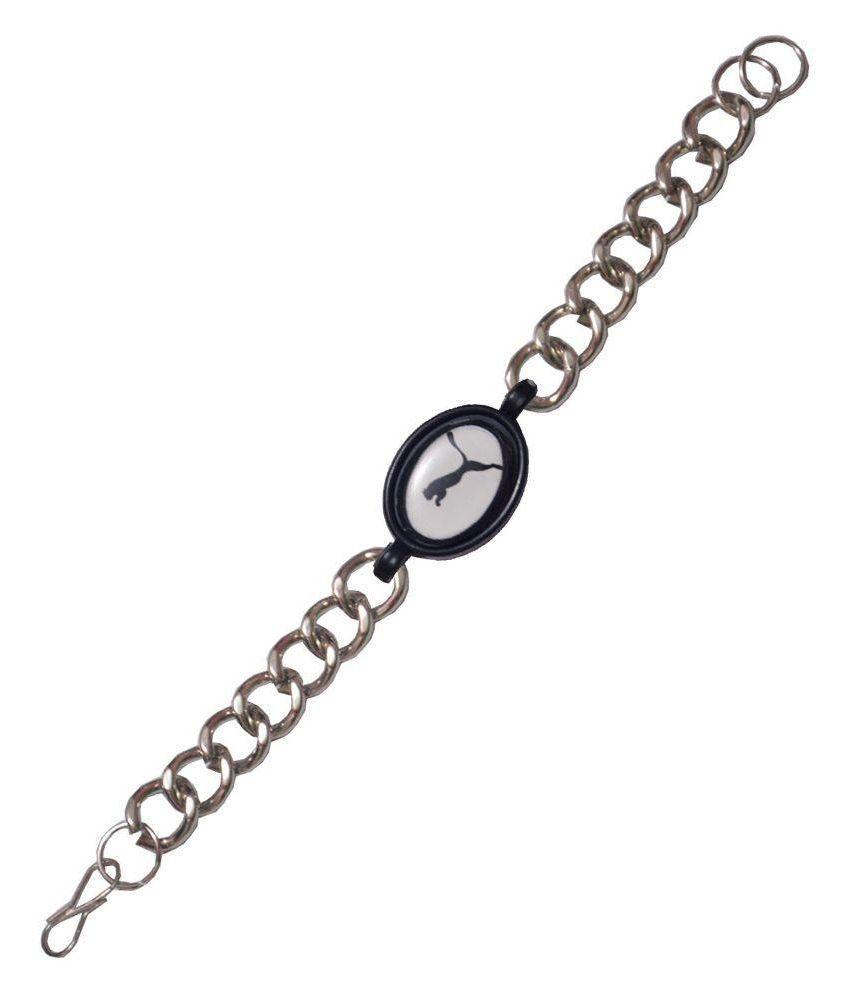 Men Style Silver Alloy Bracelet
