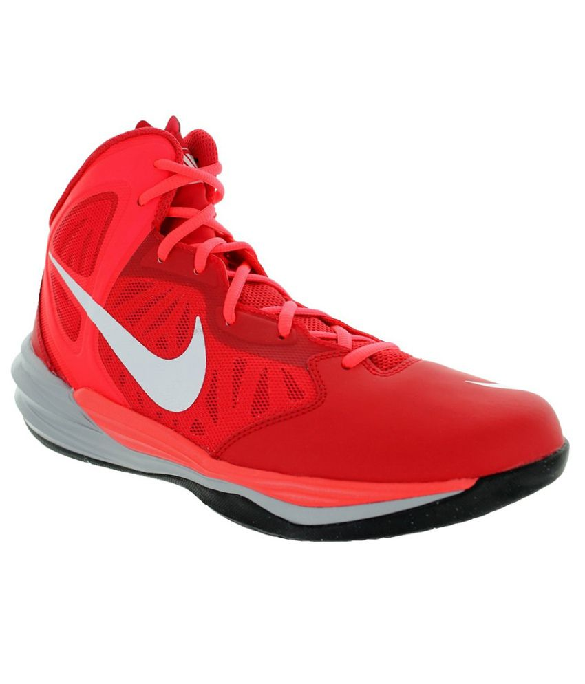 Nike Red Basketball Shoes - Buy Nike Red Basketball Shoes ...