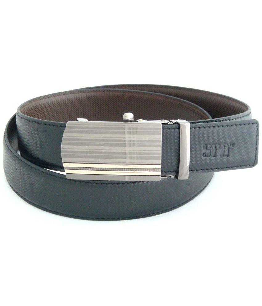 SFA Black Reversible Belt