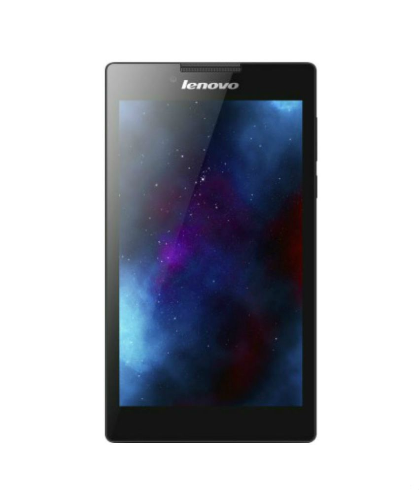 Lenovo Tab 2 A7-30 8GB (3G + Wifi, Calling, Black)