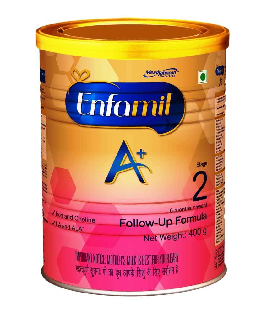 Enfamil A Plus Stage 2 Follow Up Formula 400 G Buy