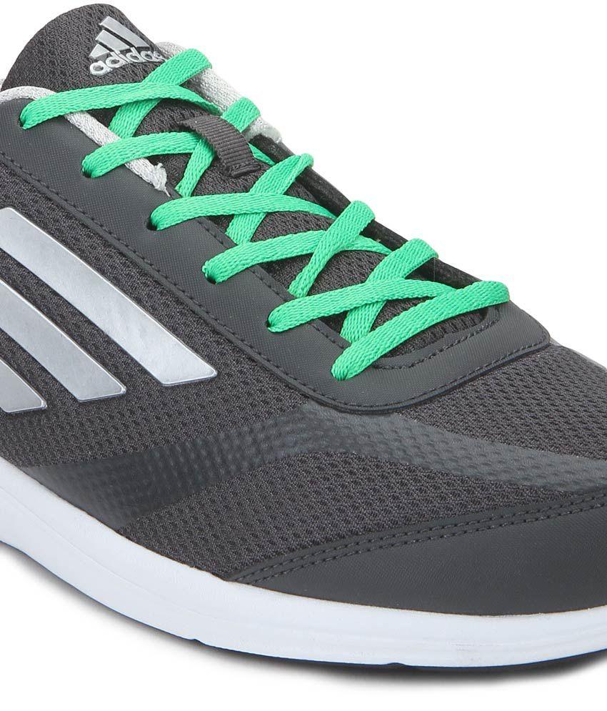 3633db5042afe8 Adidas Adiray Black Sports Shoes - Buy Adidas Adiray Black Sports ...