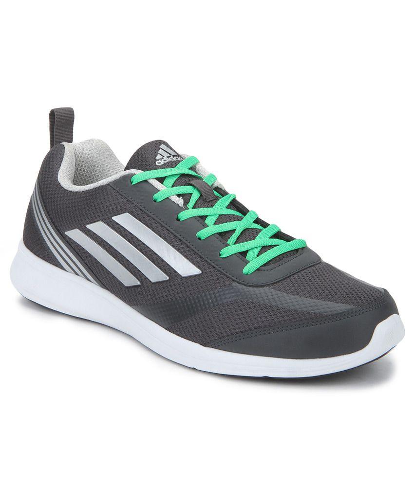 Adidas Adiray Black Sports Shoes ...
