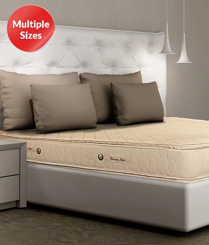 kurlon desiretop luxury spring mattress buy kurlon desiretop