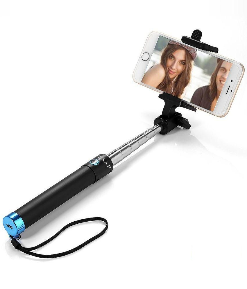 ZAAP NUSTAR2 Bluetooth Extendable Premium Selfie Stick