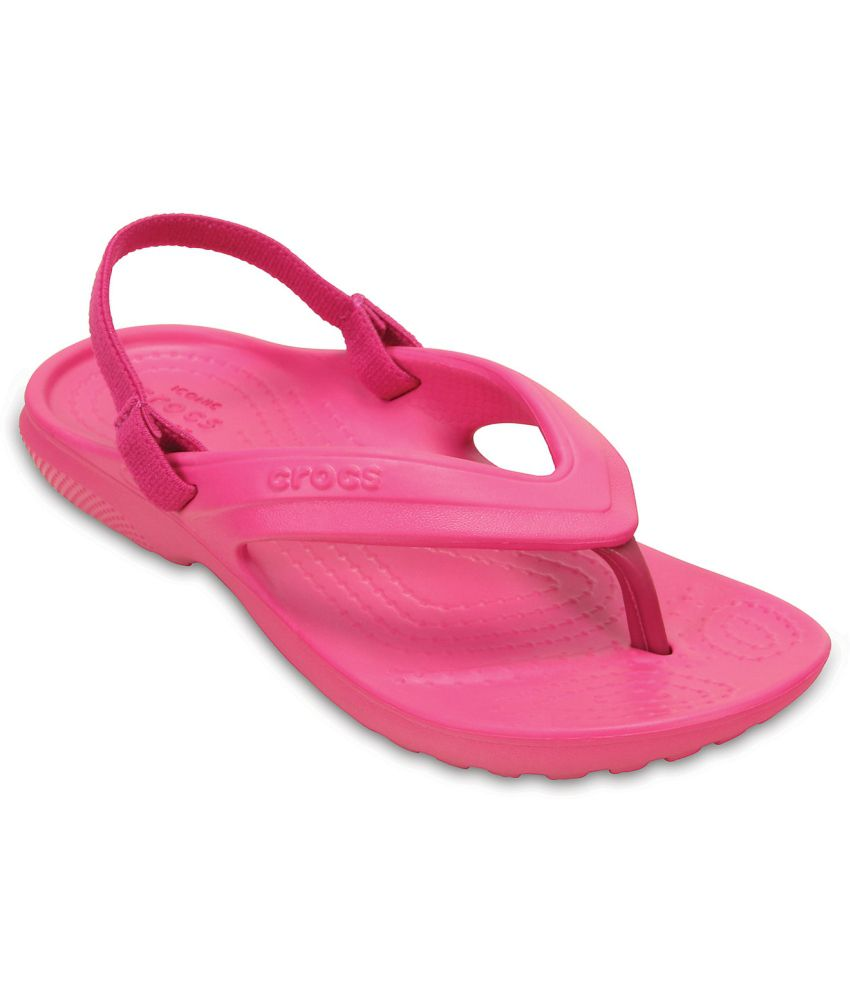 Lastest Buy KOOVS Croc Mix Flat Sandals For Women - Womenu0026#39;s Multi Sandals Online In India