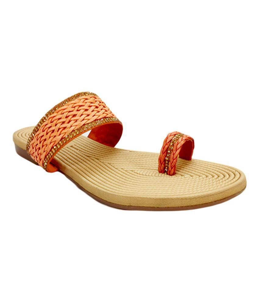 Russo Fashion Beige Slippers