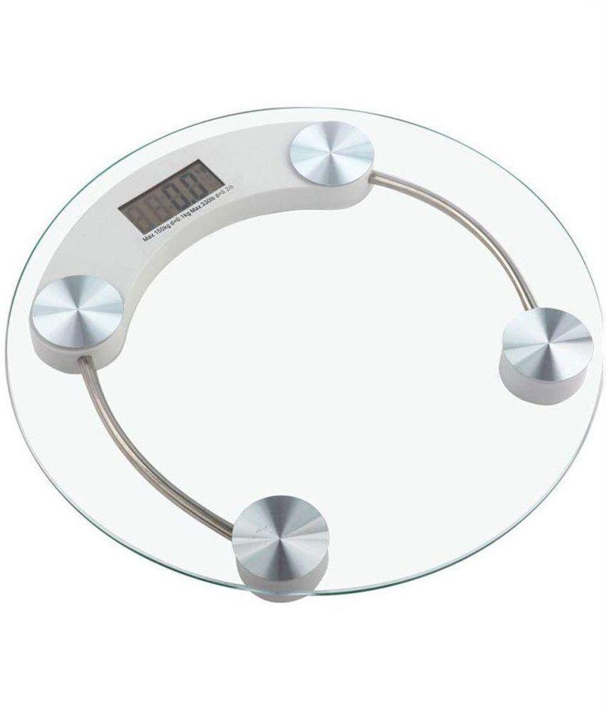 Skyweigh Gl Led Display Bathroom Weighing Scale Capacity 180 Kg