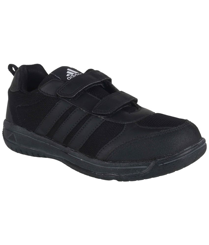 Adidas Black School Shoes For Kids Price in India- Buy ...