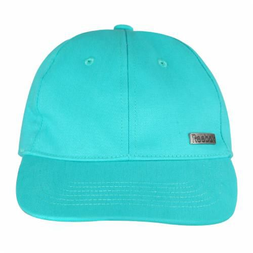 798e2e12b73 Reebok Turquoise Cotton Baseball Cap For Kids - Buy Online   Rs ...