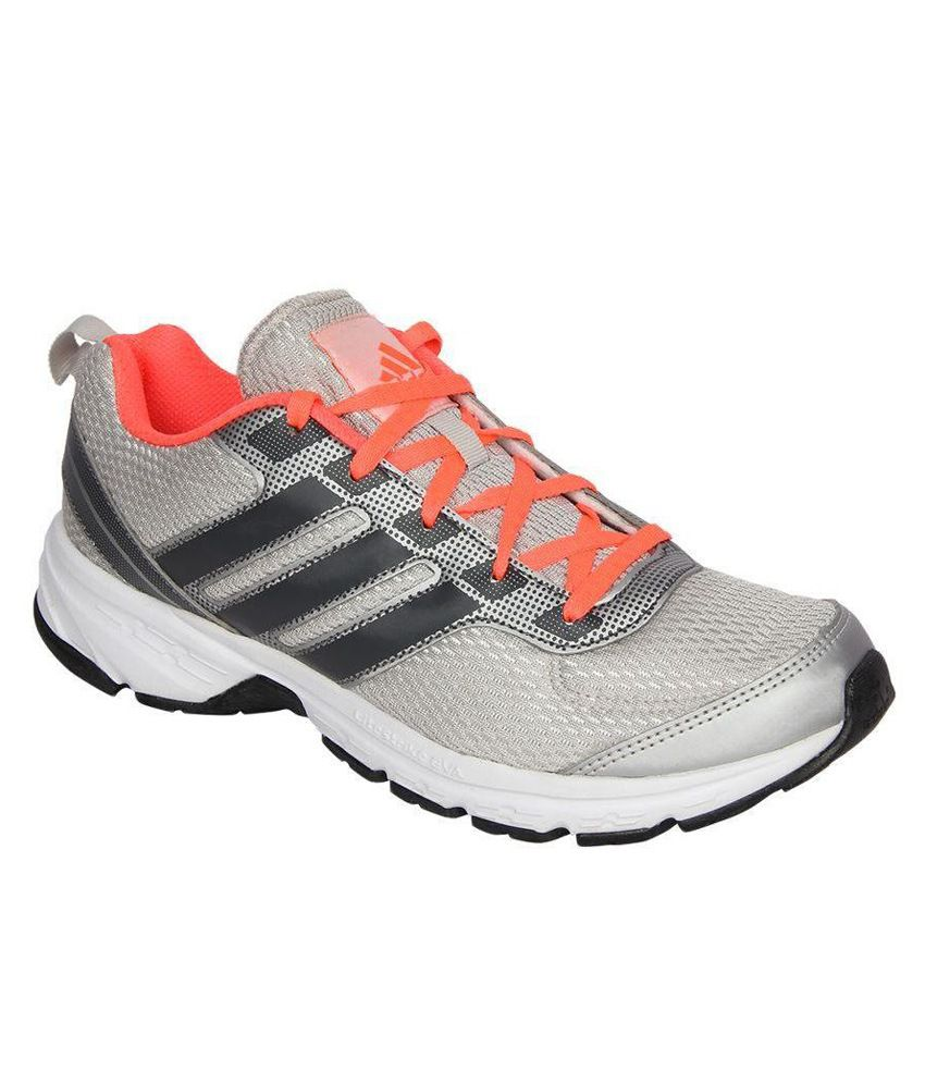 adidas gray walking sports shoes price in india buy