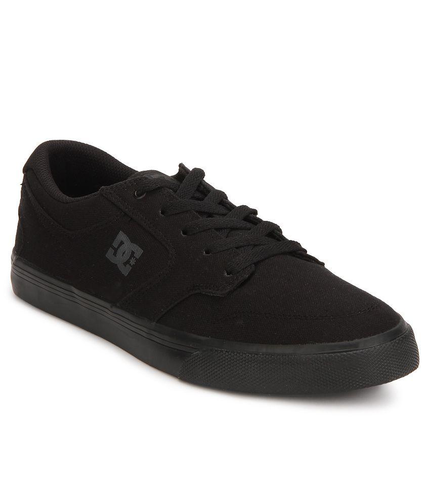 c9246bdd9d DC Nyjah Black Smart Casuals Casual Shoes Price in India   Buy DC Nyjah Black  Smart Casuals Casual Shoes Online - Gludo.com