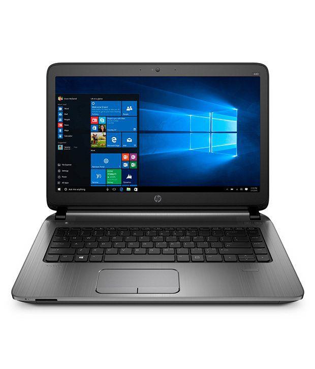 HP HP Probook Laptop HP 430G3 Notebook Core i5 (6th Generation) 4 GB 1 TB 33.78cm(13.3) Windows 10 Black