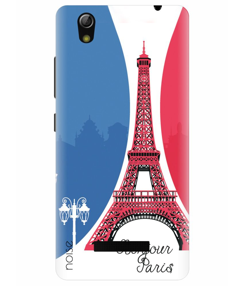 timeless design d3740 c29f6 Gionee P5L Printed Back Covers by Noise - Multicolor - Printed Back ...