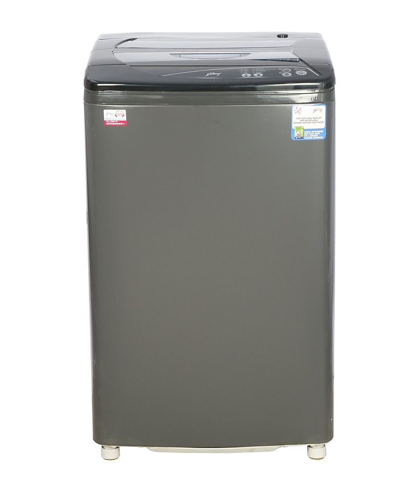 Godrej 6.2 Kg WT 620 CFS Fully Automatic Top Load Washing Machine Graphite Grey