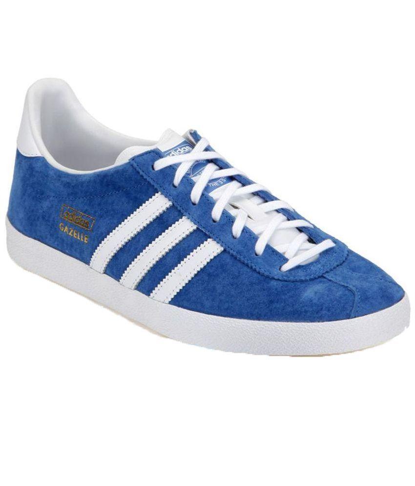 Adidas Originals Blue Sneaker Shoes Price in India  188e558f9