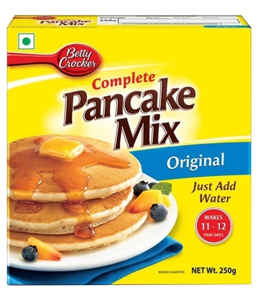 Pancake mix india