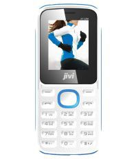 Jivi 12 M white/blue Below 256 MB White