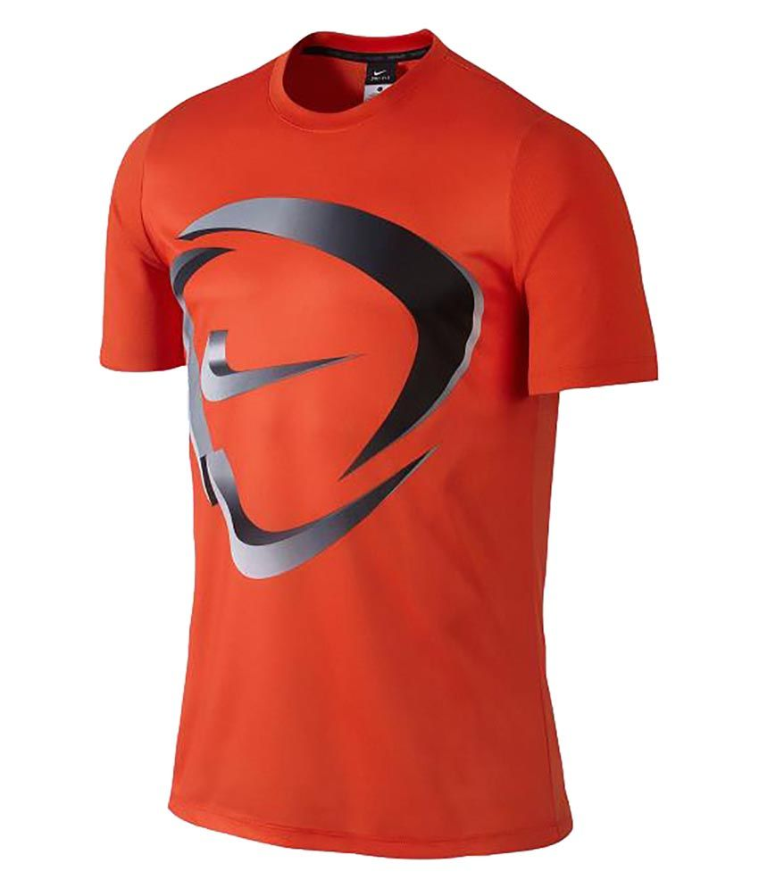 Nike Academy SS Gpx Poly Top 2 T-shirt