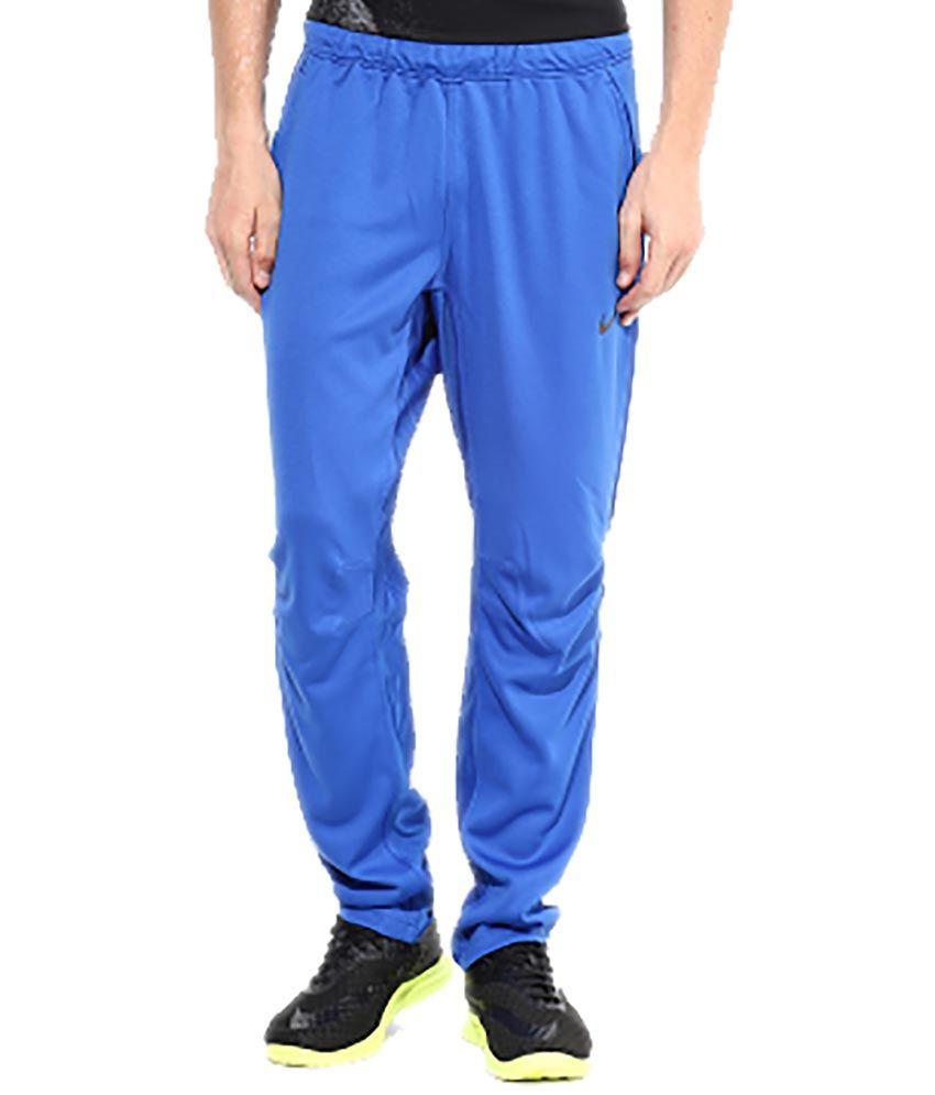 Nike As Em Ts Crkt Hitmark Pant - Blue