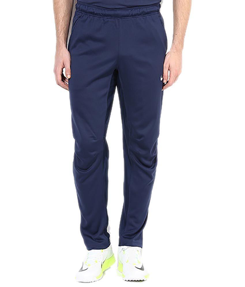 Nike As Em Ts Crkt Hitmark Pant - NavyBlue