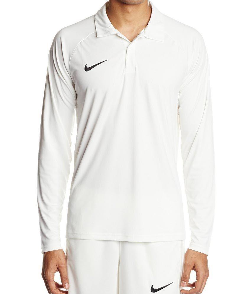 Nike As Test Ss Polo FullSleeve T-Shirt