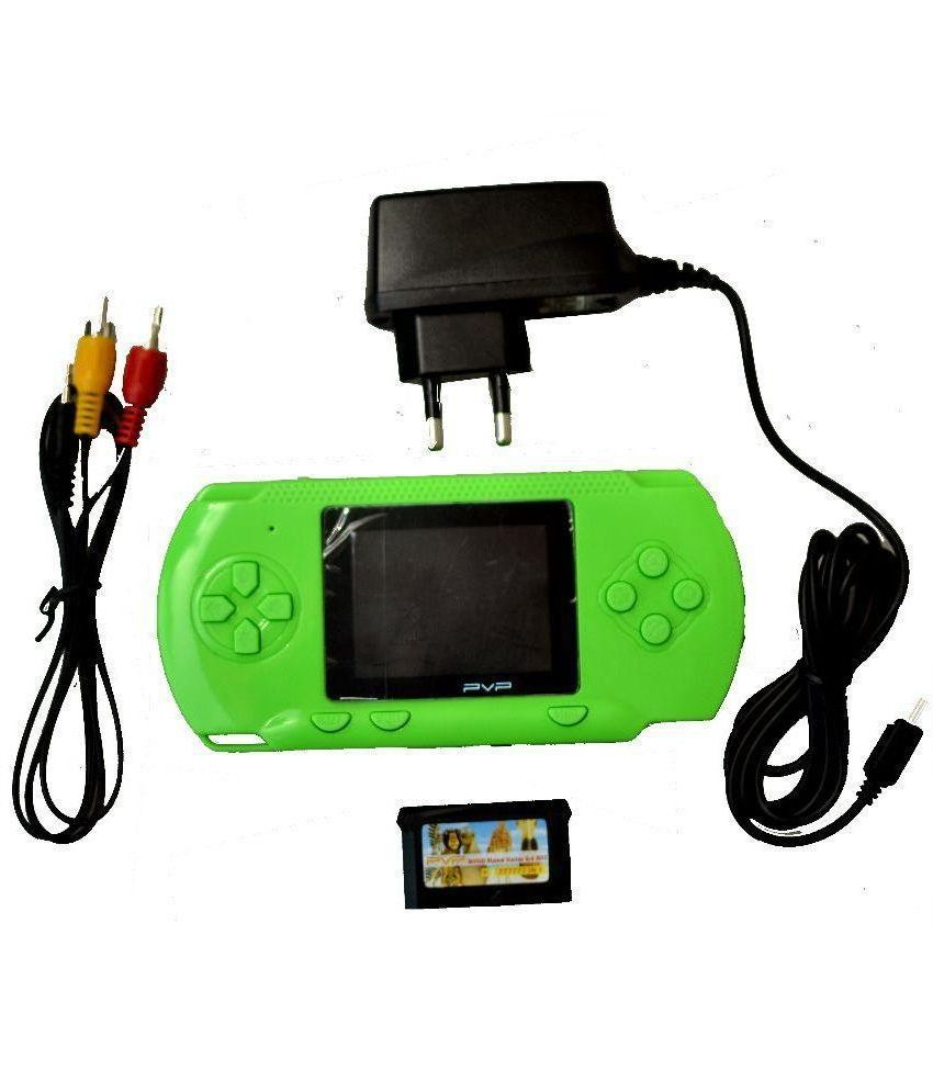 Taaza Garam PVP Station Portable Handheld Console