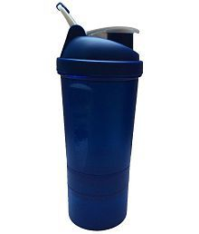 Udak Blue Gym Shaker Sipper Bottle