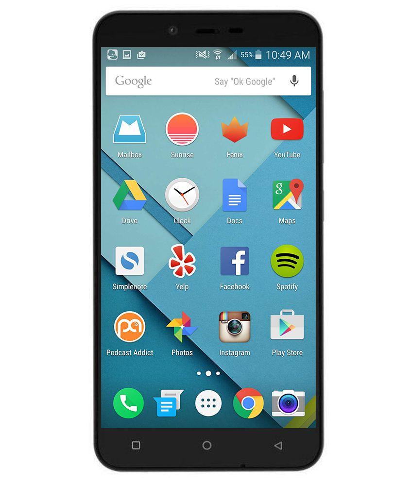 Gionee p5 mini ( 8GB , 1 GB ) Black
