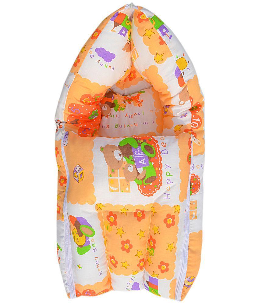 Younique Multi-Colour Cotton Sleeping Bags ( 66 cm × 50 cm)
