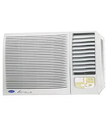 Carrier 1.5 Ton 5 Star Estrella Window Air Conditioner White(2016-17 BEE Rating)