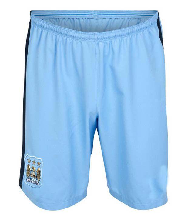 TrendBae Manchester City Replica Shorts