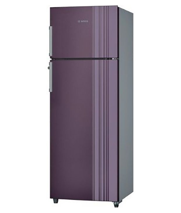 Bosch 347 LTR 3 Star KDN43VR30I Double Door Refrigerator -  Royal Velvet