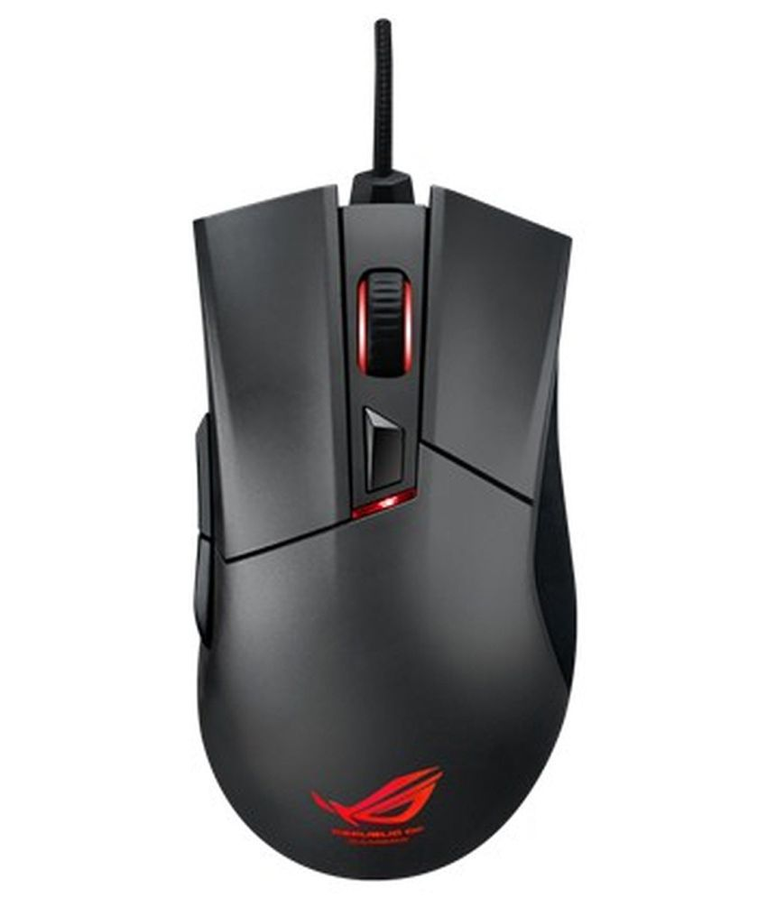 Asus GLADIUS USB Mouse Grey